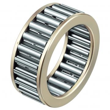 A18-80E1 Four Point Contact Ball Slewing Bearing With External Gear
