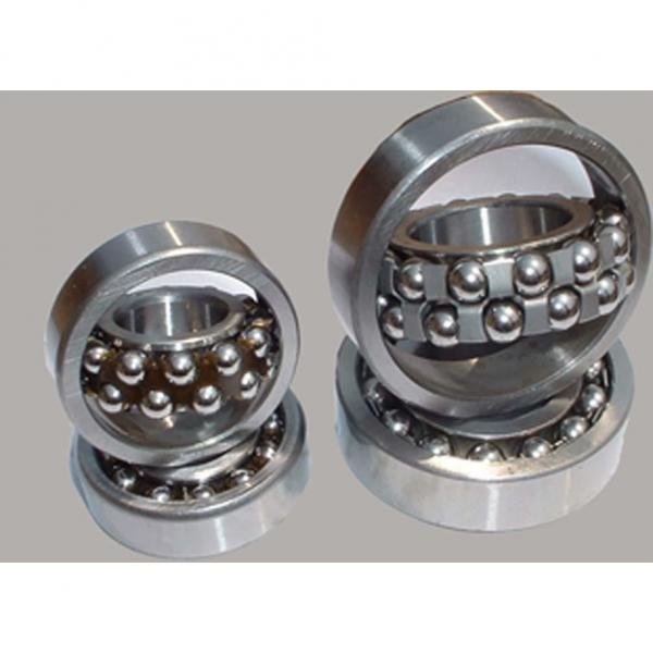 91-32 1255/1-06145 Four-point Contact Ball Slewing Bearing With External Gear #1 image
