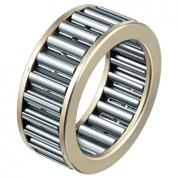 A12-42E3 Four Point Contact Ball Slewing Bearing With External Gear #1 image