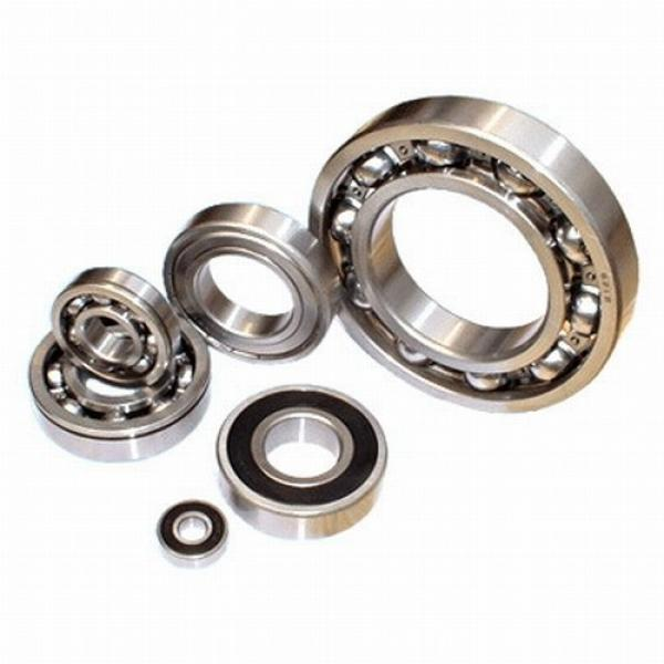 11-251255/1-03150 Four-point Contact Ball Slewing Bearing With External Gear #1 image