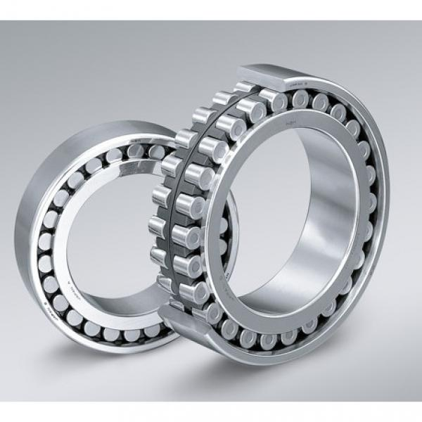 91-32 1455/1-06165 Four-point Contact Ball Slewing Bearing With External Gear #1 image